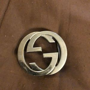 Gucci Belt Buckle Only